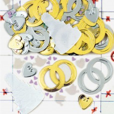 Confetti Bridal Bells 14g emb