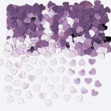 Confetti Sp Hrt pink 14g met