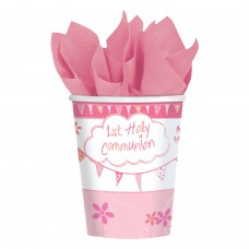 Communion Church Pink Cup 266ml