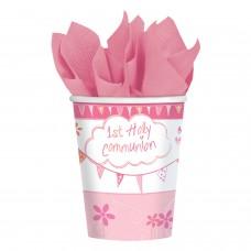 Communion Church Pink Cup 266ml