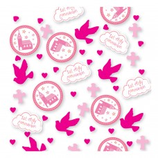 Communion Church Pink Confetti 14g