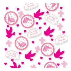 Communion Church Pink Confetti 14g