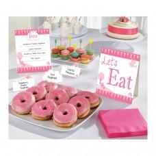 Communion Church Pink Buffet Kit