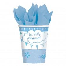 Communion Church Blue Cup 266ml