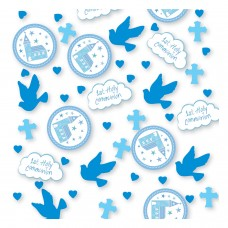 Communion Church Blue Confetti 14g