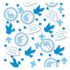 Communion Church Blue Confetti 14g